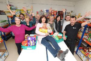 The launch of the new LW Storehouse earlier this year following the successful Project Feed Chorley campaign