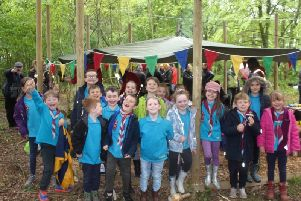A woodland oasis where young people can play and get closer to nature has opened in Lancashire.