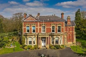 Built in 1882, this former maternity hospital built in the classic Italian Renaissance style is on the market for a whopping 2.5m.