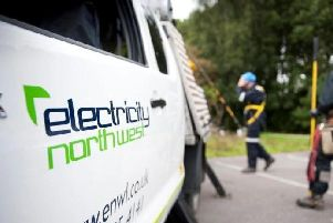 A power cut has affected 823 properties in Catterall (May 21)