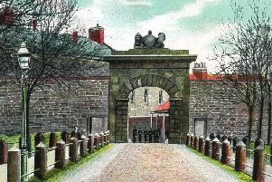 Fulwood Barracks where soldier Thomas Craven was attacked