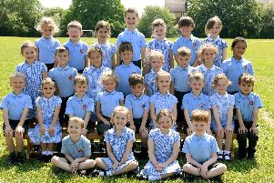 Year One, Little Hoole Primary School,