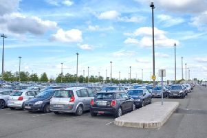 Manchester Airport is increasing the cost of car parking fees for those picking up passengers by an extra 50p