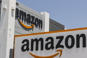 Amazon is opening 10 brick-and-mortar shops in the UK.