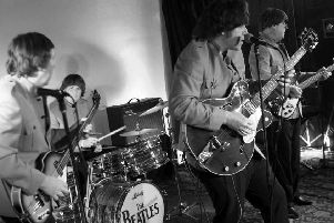The Pretend Beatles will be performing at The Mill Tavern, Higher Walton on Friday, June 28