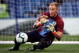 Stoke City are linking up Joe Hart as a potential replacement for Jack Butland, should the England stopper decide to leave the club this summer.