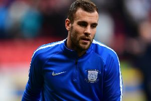 Preston North End's Tommy Spurr