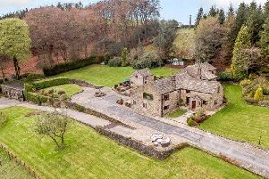 Bank End Farm is about an idyllic a property as can be imagined.