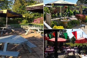 These are 10 of the best restaurants in and around Preston with outdoor seating areas perfect for beautiful weather