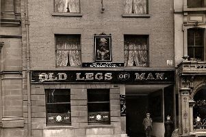The landlord of the Old Legs of Man shot himself and his wife