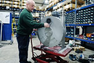Manufacturing in Lancashire is offering some hope amid a stalled economy in Lancashire, according to latest QES