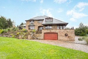 Nestled between Standish and Chorley, this gorgeous home is on the market for 1,250,000.