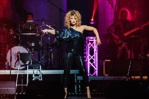 Elesha Moses Paul recreates the great sounds of Tina Turner in What's Love Got to Do With It?
