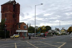Penwortham's landmark Water Tower could soon have a takeaway attached.