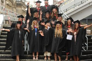 Following the sudden closure of Preston's Guild Hall, UCLan degree graduation ceremonies will be held on campus