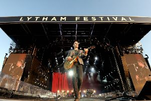 Stereophonics perform at Lytham Festival. Photo by Dan Martino.