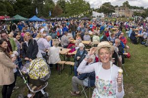 The Chorley Flower Show 2019 is coming to Astley Hall later this month.