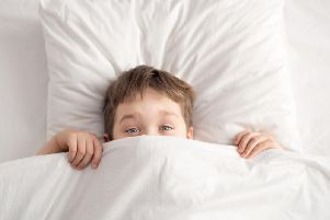 Wetting the bed is a common childhood condition