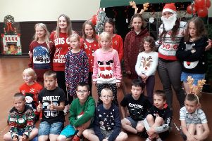 Christmas comes early for Chernobyl kids visiting Lancaster