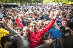 Weather for Kendal Calling