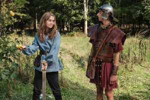 Now showing: Horrible Histories The Movie