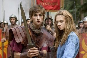 See 'Horrible Histories The Movie - Rotten Romans' at Chorley Little Theatre Tuesday and Friday next week