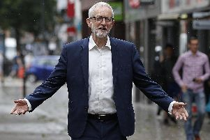 Jeremy Corbyn will join anti-fracking protesters in Lancashire
