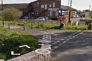 The cycle path near The Trimpell Club in Morecambe. Photo courtesy of Google Streetview.