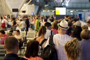 Long delays and cancellations of BA flights have been caused by an IT issues.