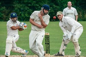 Punit Bisht helped Garstang to victory against Kendal (photo: Tim Gilbert/Preston Photographic Society)