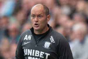 Preston boss Alex Neil was stung by the loss to Swansea