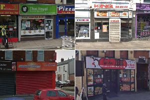 These are the top-rated takeaways in Preston and the surrounding area.