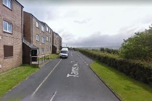 Tarnsyke Road, where the man was found with a stab wound. Pic: Google Maps