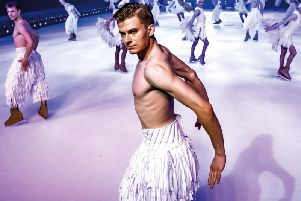 The Hot Ice Show 2019