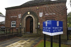 Penwortham Arts Centre, also known as The Venue