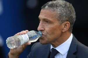 Stoke City are said to have lined up Chris Hughton - who reportedly turned down the Sheffield Wednesday job - to replace Nathan Jones, should the 46-year-old be sacked.