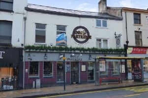 The Dog and Partridge in Preston