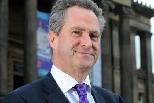 Jim Carter says political representatives should not solely serve their own area's interests within the county-wide Lancashire Enterprise Partnership