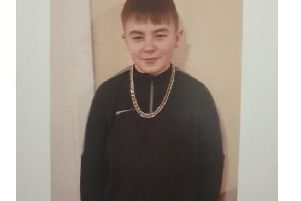 Missing Harley Taylor, 13, has been found in Leyland this morning after going missing 10 days ago. Pic: Lancashire Police