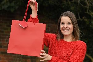 Volunteer Sarah Yates is asking the communityto nominate people who are going through hard times and could benefit from receiving free Christmas gifts.
