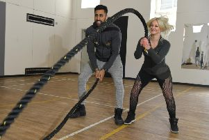 Adam and Kimberley Badat, who run fitness studio AK Active in Lostock Hall, are running a free train safely seminar.