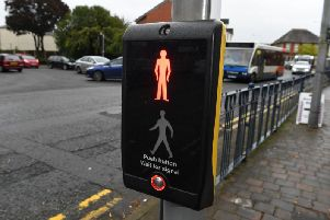 Many Lostock Hall residents have said the pedestrian crossing outside the Wishing Well pub in Brownedge Road does not give people enough time to cross.