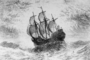 The Mayflower. By Getty Images