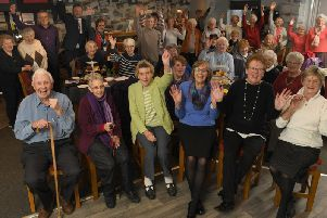 More than 30 members attended the last ever meeting of the Grimsargh Young at Heart Group.