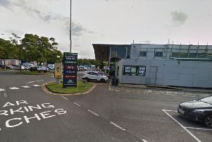 Charnock Richard Services,between junctions 27 and 28 of the M6, has closed today due to burst water mains