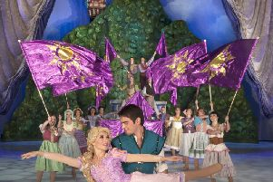 Dancing on Ice is bursting with energetic choreography that will have audiences singing, dancing and cheering for their favouriteDisneycharacters as they each embarkontheir own epic journeys.