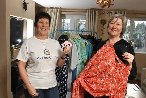 The Swishing Clothes Shop, which was due to take place on Thursday, March 19 at The Plough in Euxton, has been postponed due to coronavirus.