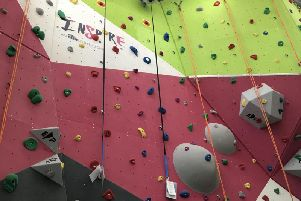Climbing places have become popular recently