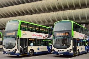 Preston Bus has cancelled a number of services due to coronavirus