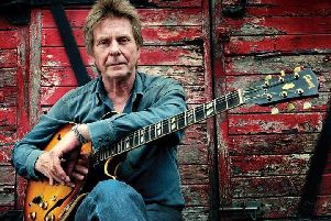 Joe Brown plays at Blackpool Grand Theatre as part of his 70-date tour